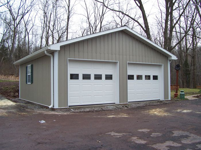 Why Should You Choose A Metal Garage For Your Commercial