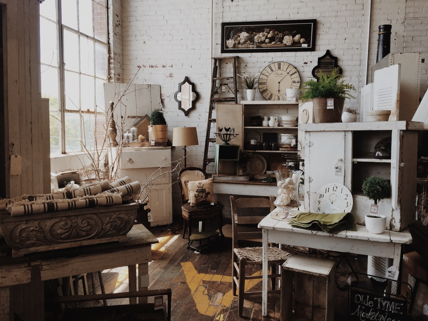 Store Furniture For Long-Term