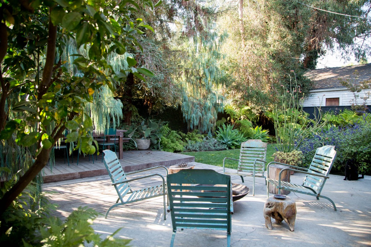 Save More Space in Backyard