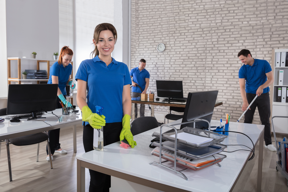 Commercial Cleaning Company