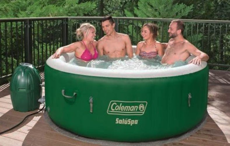 Coleman Lay-Z Hot Tub Review