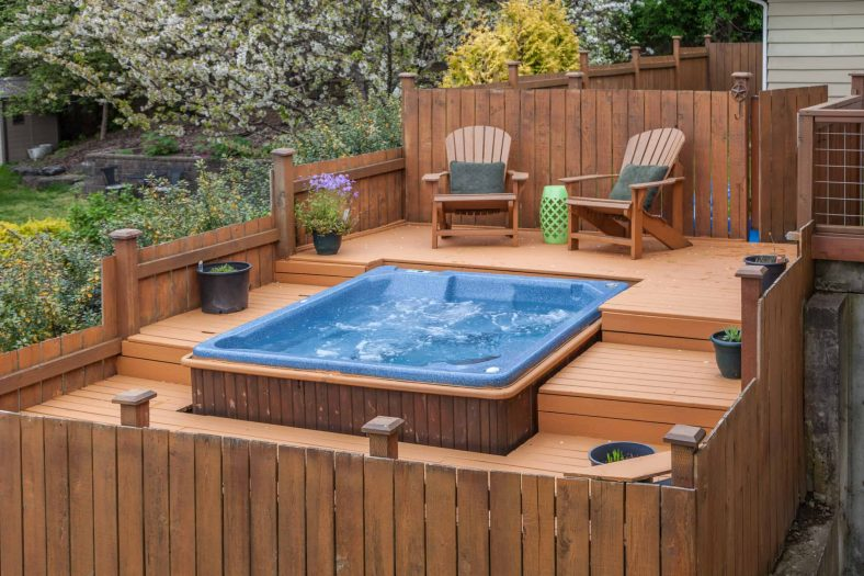 How to Determine if a Deck can Support a Hot Tub