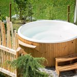 How To Build Hot Tub Stairs