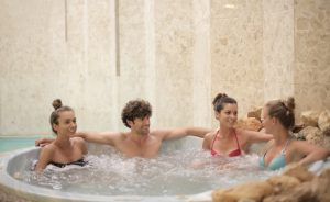 What's the difference between a hot tub and a jacuzzi