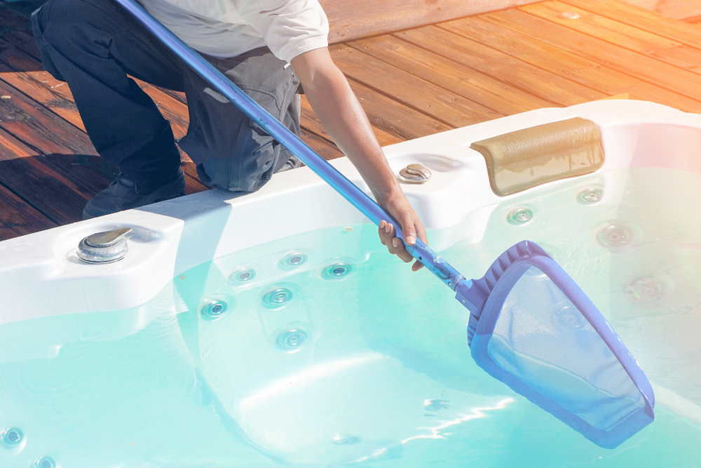 How hard is it to maintain a hot tub