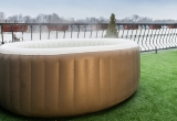 Can I Put An Inflatable Hot Tub On My Deck?