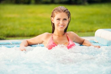 2 Person Inflatable Hot Tubs