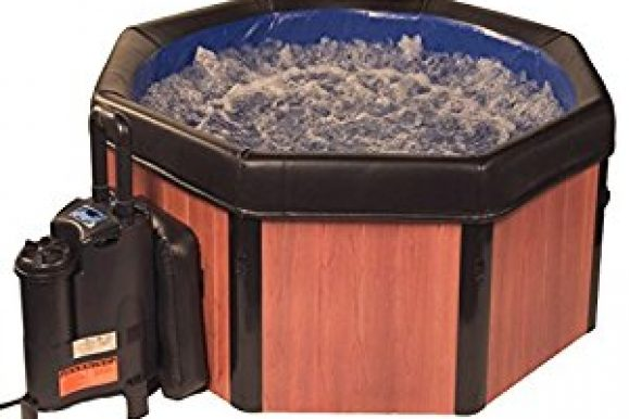 Outdoor Hot Tubs Deals: Comfort Line Products Spa N a Box