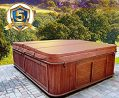 MySpaCover Hot Tub Cover and Spa Cover Replacement- 6 Inch taper, Any...